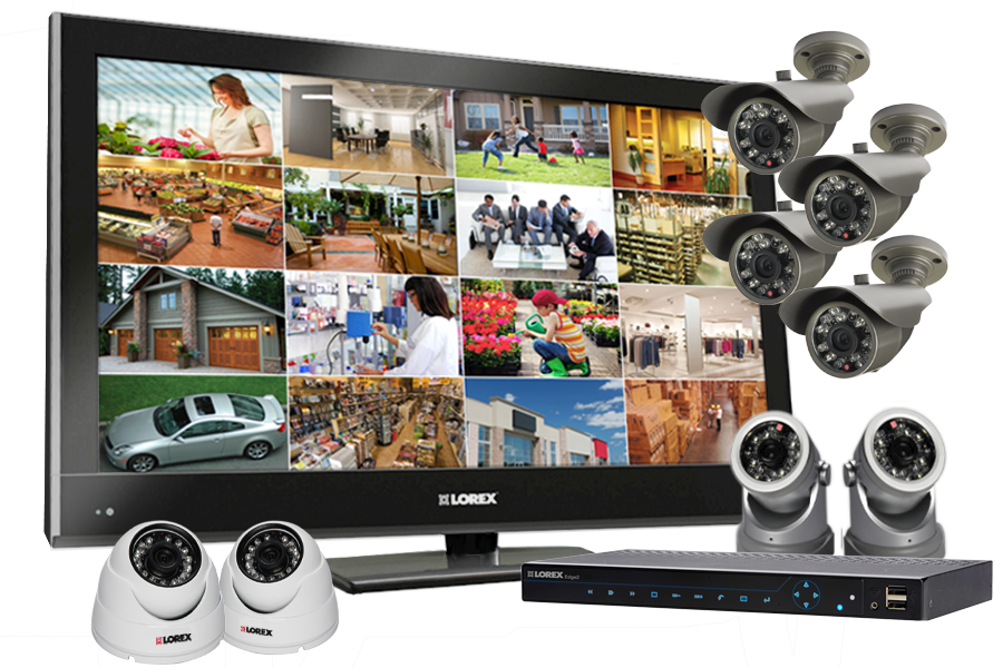 Security System - about camera